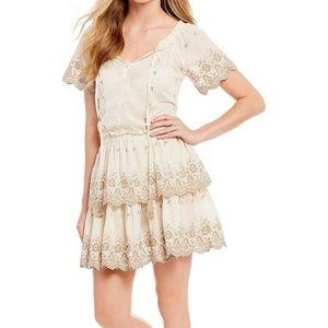 NWT CHELSEA & VIOLET  bohemian dress size M